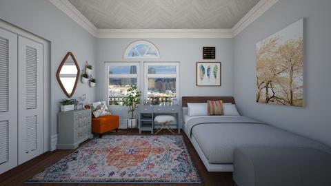San Francisco  - Eclectic - Bedroom - by katsumi1016