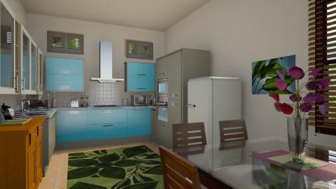 Designer Suite - Kitchen - Rustic - Kitchen - by allday08