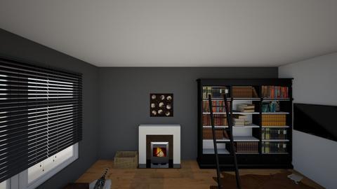 Kanaalstraat 89 - Classic - Living room - by Marleenkanaalstraat