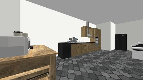 Kitchen - by mathieu castaing