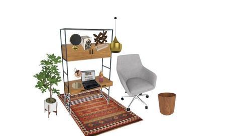 Office - by apurvaavs