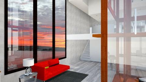 Inverted House - by Varsha Liston
