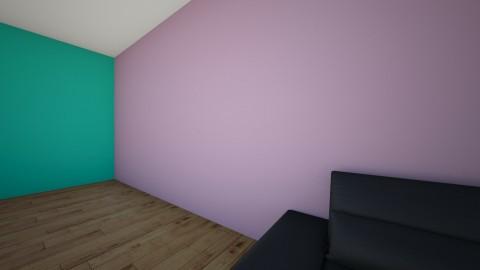 kid room - by Eliza Fitzhugh