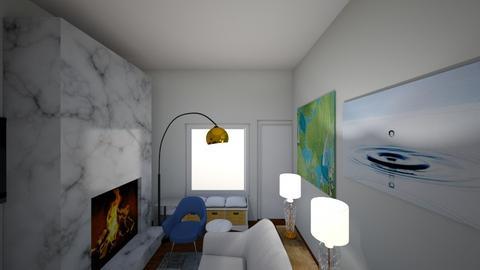 melissas living room 1 - Living room - by samchris