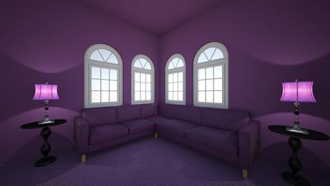 purple - by WillBurkhead