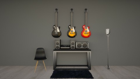 Garage Band - by kristina_bina