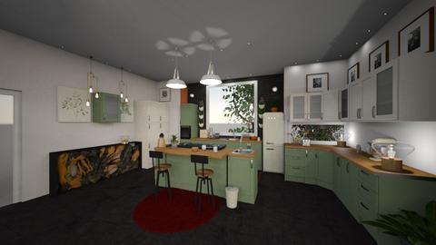kitchen - Kitchen - by baileyLes