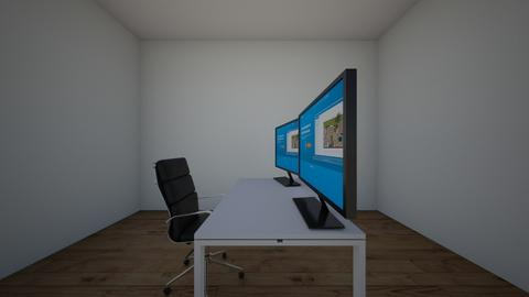 Computer Room - Office - by itay oshri