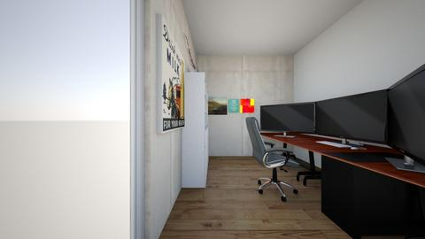 zcc - Eclectic - Living room - by sophus_nicolaisen