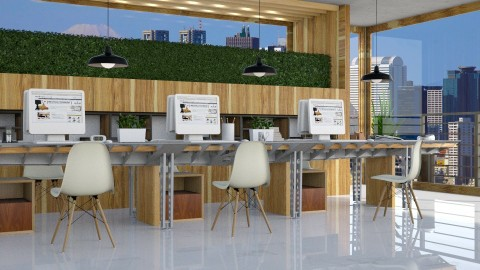 OFFice - by meggle
