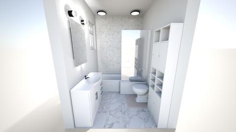 Master Bathroom - Bathroom - by Alexmlesh