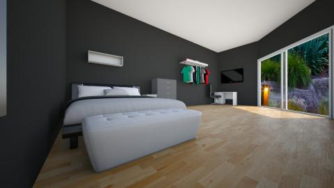 lu - Bedroom - by senju