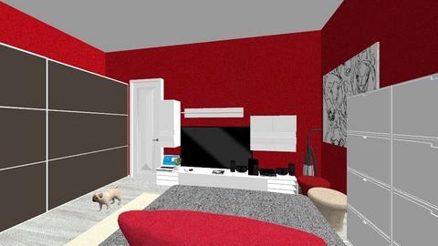 cc - Bedroom - by dariatorjoc