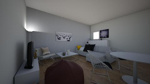 Comfortable Living Room - Living room - by HyperPiper