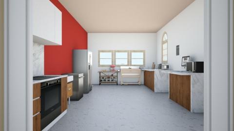 Cocina - Kitchen - by Kristal McFadden