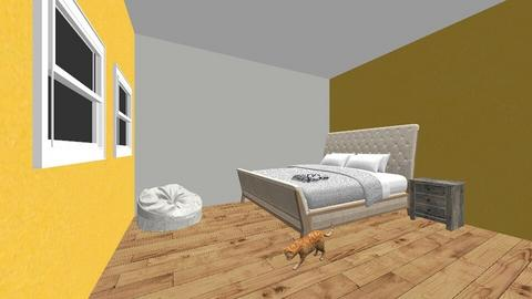 my room - Bedroom - by Harleigh Jester