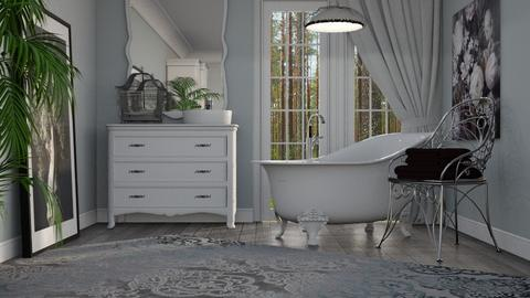 Shabby Chique III - Eclectic - Bathroom - by Theadora