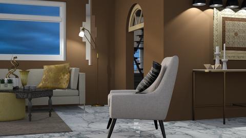 Cisco - Modern - Living room - by Jessica Fox