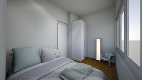 goztepe second bedroom - by maartjefijen