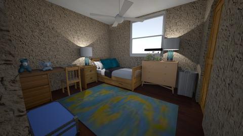 eeeee - Bedroom - by scourgethekid