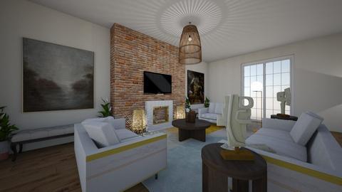 Template Baywindow Room - Modern - Living room - by Jojo Bear