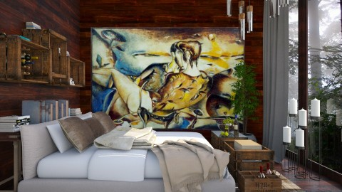 Channa  - Eclectic - Bedroom - by Ida Dzanovic