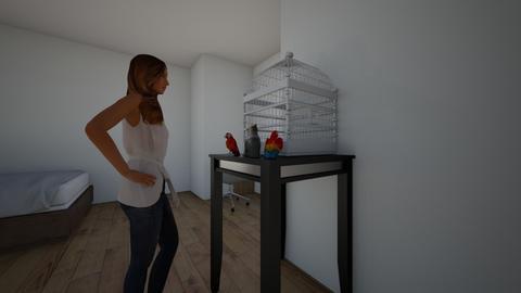 Alyssas Room - Bedroom - by alyssa wege 101
