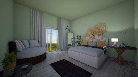 rozilyn - Bedroom - by rozfin21