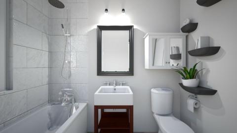 db11 - Bathroom - by Kaylin1313