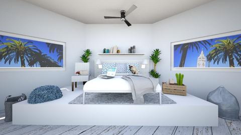 hotel room - Modern - Bedroom - by Alexa01
