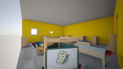Preshool Room - by TXJULGPGJZCFWJFUGWJAADULABKNXLN
