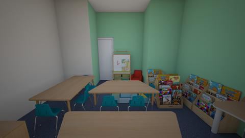 classroom - by CRZZPPMBTQFKLJRNUMNBPBCUTDCUTZL