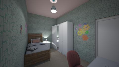 Stef Cuarto 2 - Modern - Bedroom - by Rachel1516