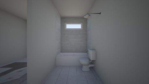 Nalide Upstairs guest - Bathroom - by kellinaeseth