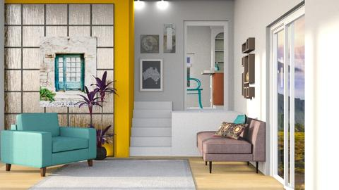 Pop Culture - Modern - Living room - by Gurns
