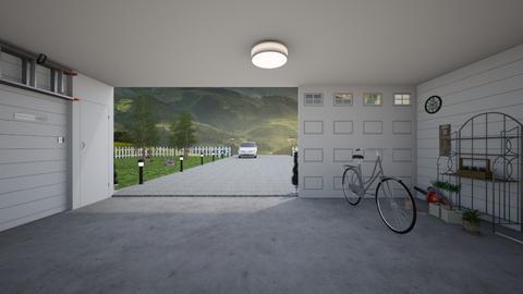 Garage - by libbylu1161