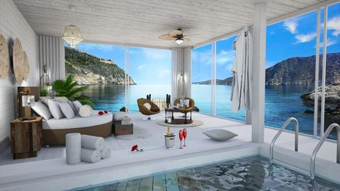 island room - Rustic - Bedroom - by soralobo