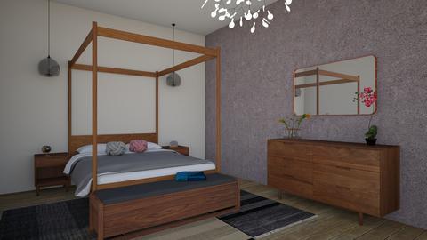 ANAR SAN MIGUEL CUARTO 01 - Bedroom - by Jlo Design