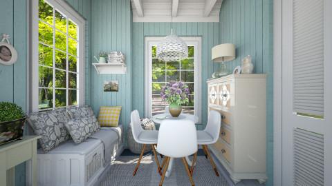 Summer cravings - Rustic - Living room - by Leyvna