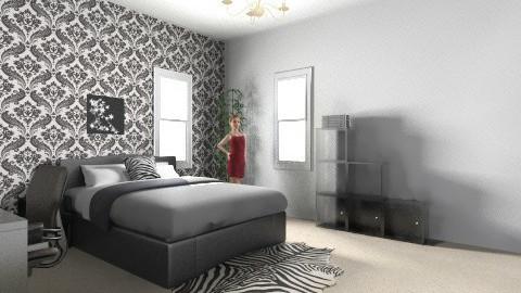 Apartment room - Bedroom - by EmilyLynn