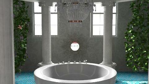 bathroom - Glamour - Bathroom - by sandmart