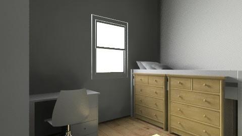 dorm room 2 - by hanna65