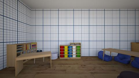 CLASSROOM LAYOUT - Kids room - by JELMEJCQMWPCUUMMAMTTJMLLZTZNAGD