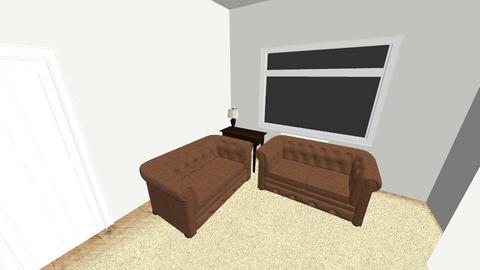 living room redesign - Living room - by Dan Cayzer