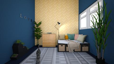lilys cool room - Modern - by absarecool