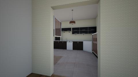 Kitchen - by nriya