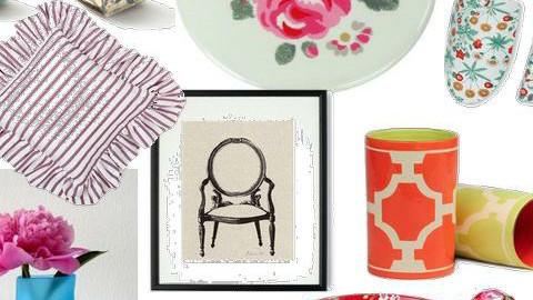 Flowery feminine gift list - by Mieke ten Have