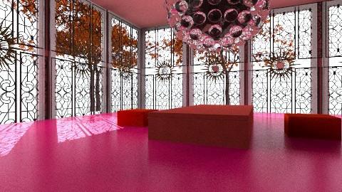 shanghai02 - Minimal - Living room - by kukimag