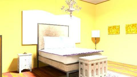 modvint - Vintage - Bedroom - by fpstayfree
