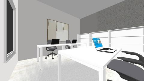 Inquest Tara - Office - by chaggor